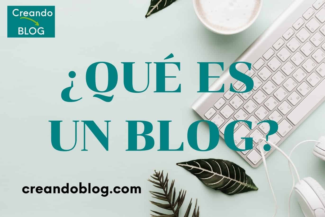 Imagen de cabecera ¿qué es un blog?