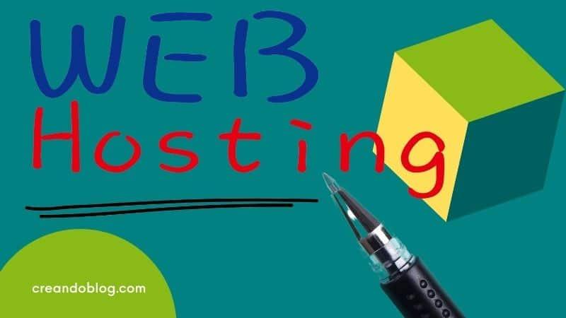 Imagen web hosting ¿qué es un alojamiento web?