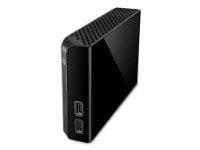 Foto Seagate Backup Plus Hub, 8 TB, Disco duro externo HDD, USB 3.0 para ordenador de sobremesa, estación de trabajo, PC y Mac, 2 puertos USB,
