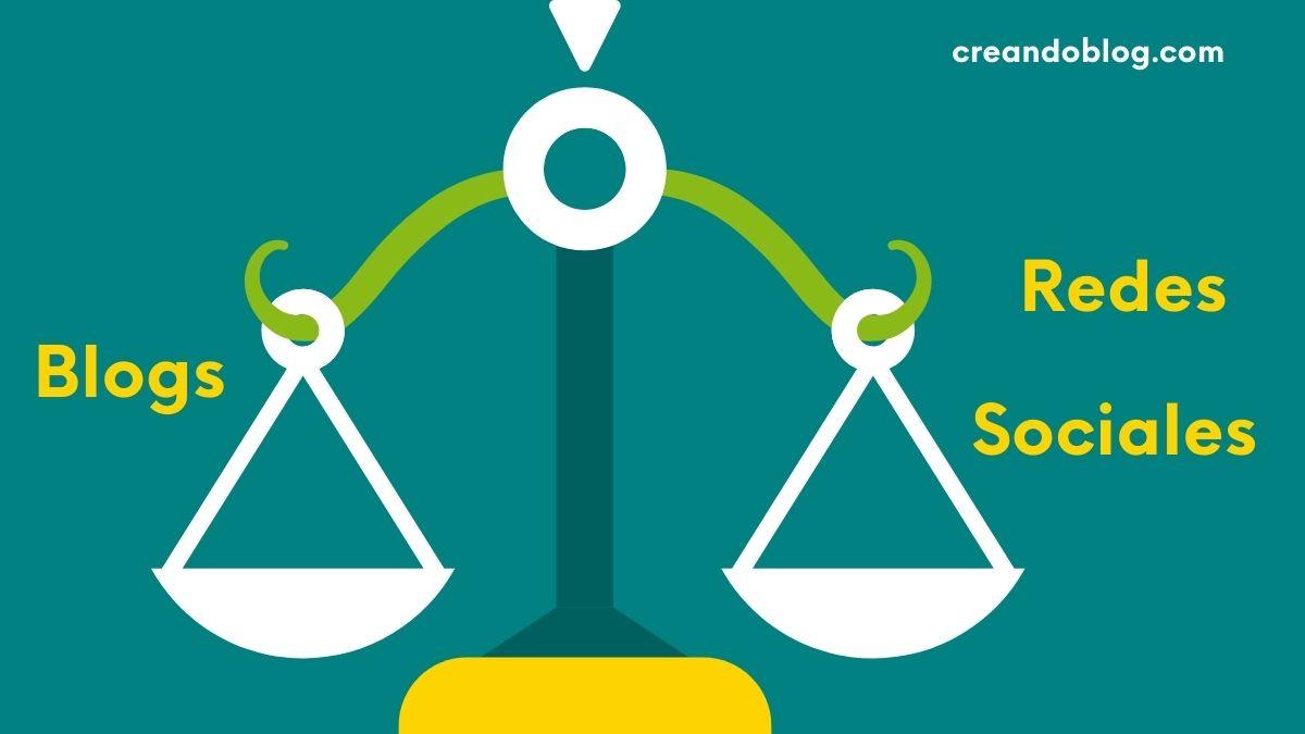 Blog frente a las redes sociales: 3 BUENAS estrategias para ti
