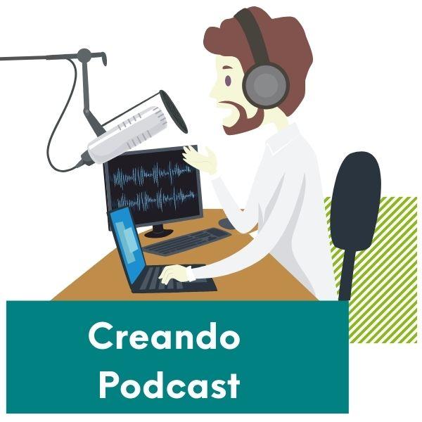 imagen como crear podcast con creando blog