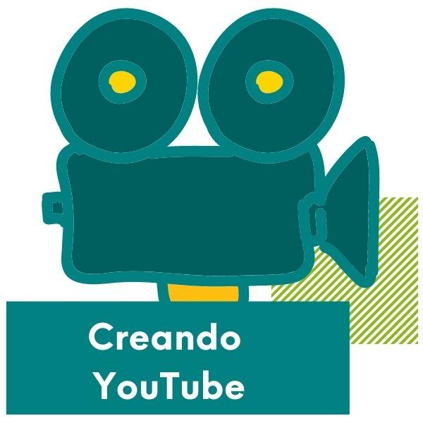 imagen como crear en youtube con creando blog