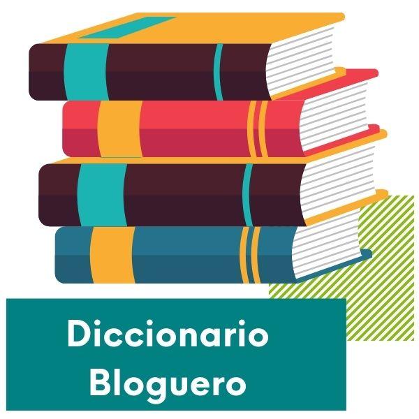imagen diccionario bloguero de creando blog