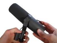 El micrófino Shure SM7B es el que usa el youtuber Romuald Fons en su canal
