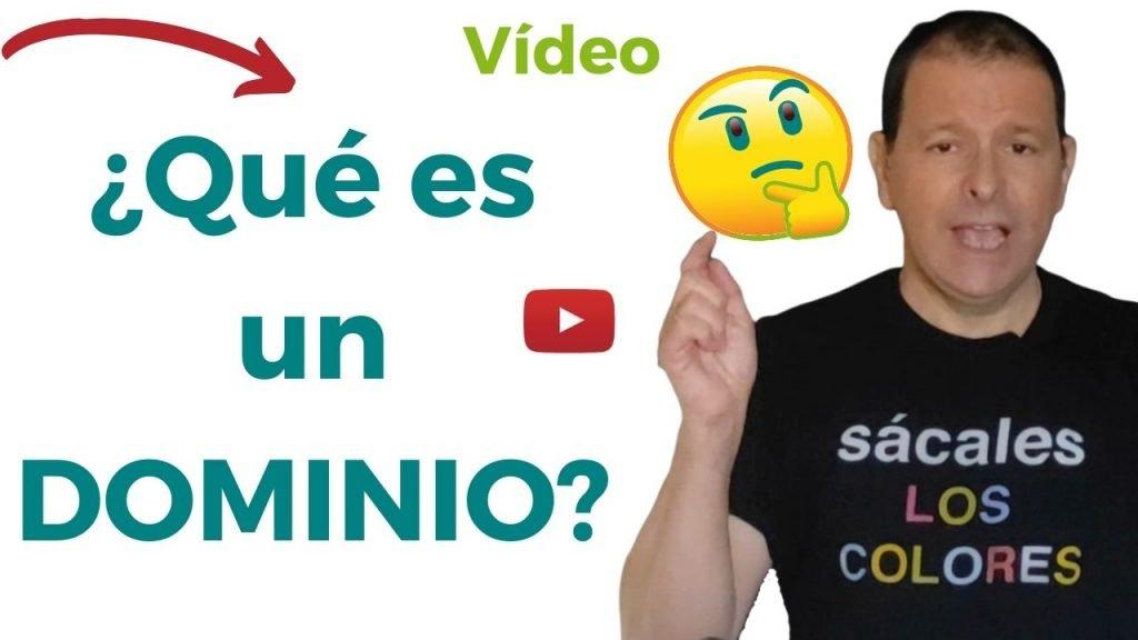 Imagen con la pregunta ¿qué es un dominio?