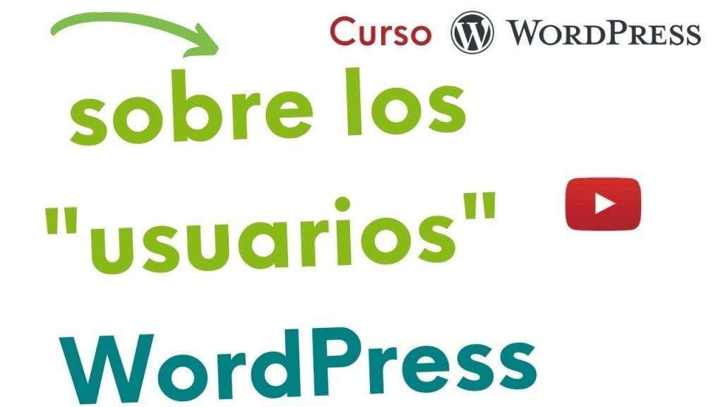 """imagen con texto """"sobre los usuarios en WordPress"""""""